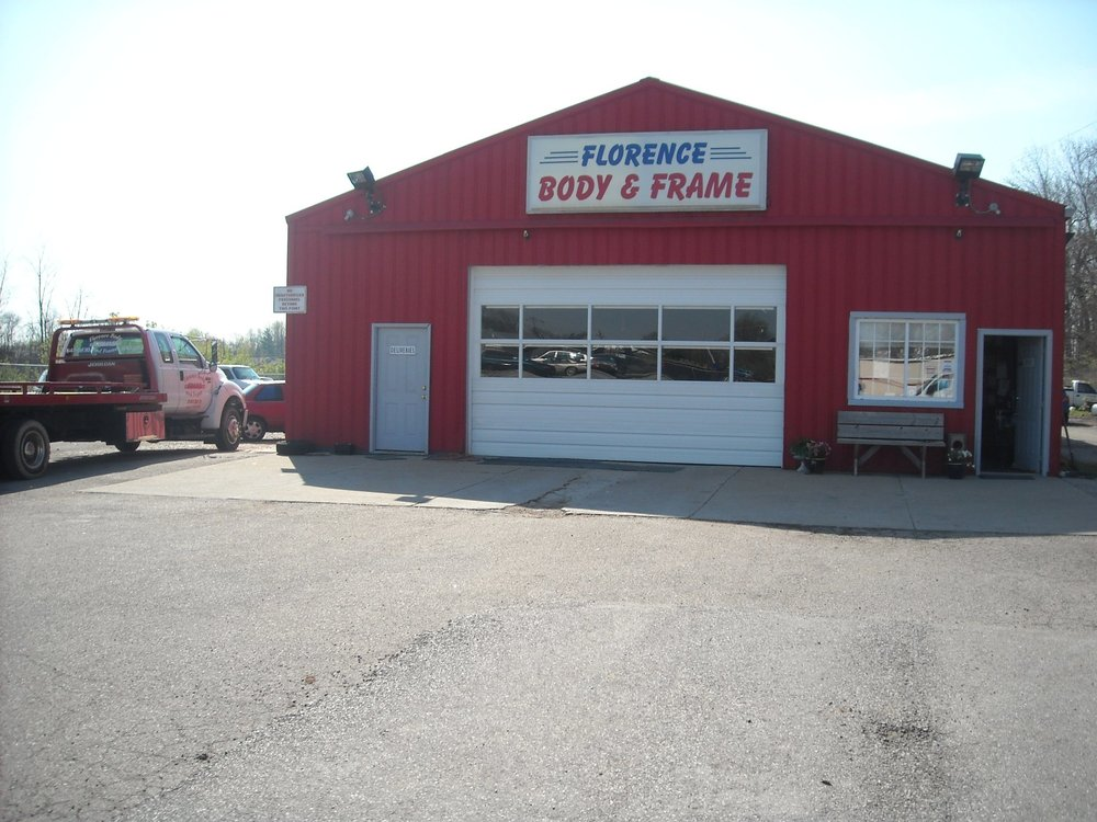 Florence Body Towing and Frame - 20 Photos - Towing - 8519 US 42 ...