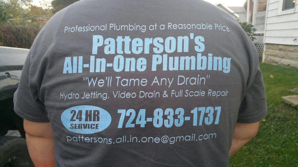 Patterson's All-In-One Plumbing: 887 Little Shannon Run Rd, Mount Morris, PA