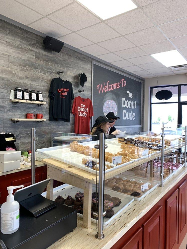 The Donut Dude: 7132 Cincinnati Dayton Rd, Liberty Township, OH