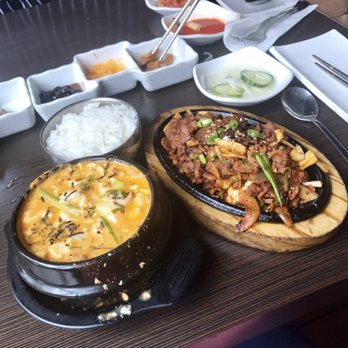 Photo Of Tofu House Korean Bbq Bakersfield Ca United States Spicy
