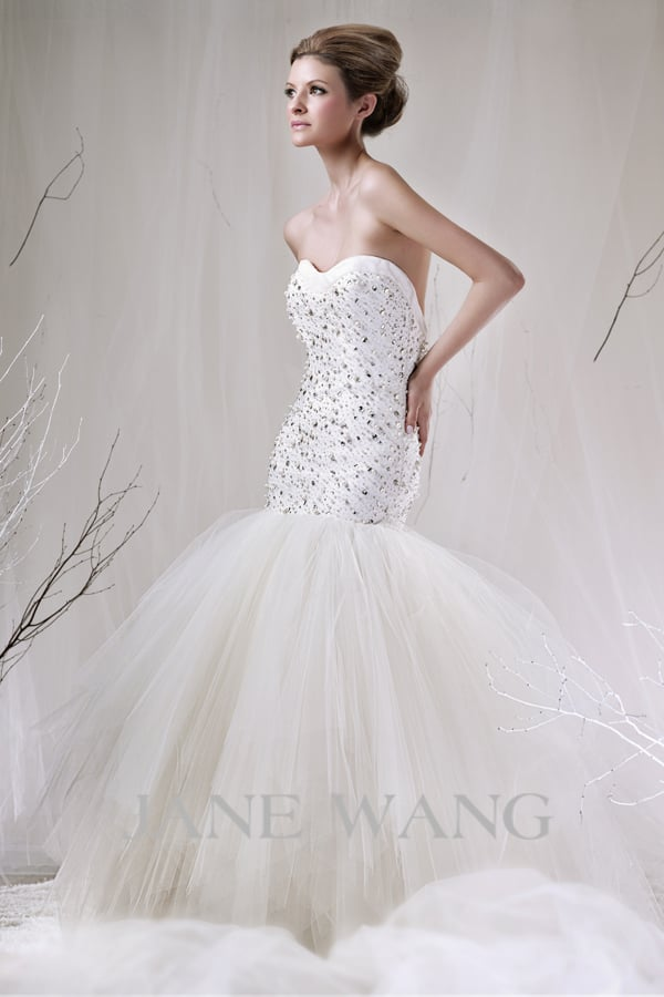 Wedding Dress Ping Nyc Yelp : Photo of jane wang new york ny united states this style named