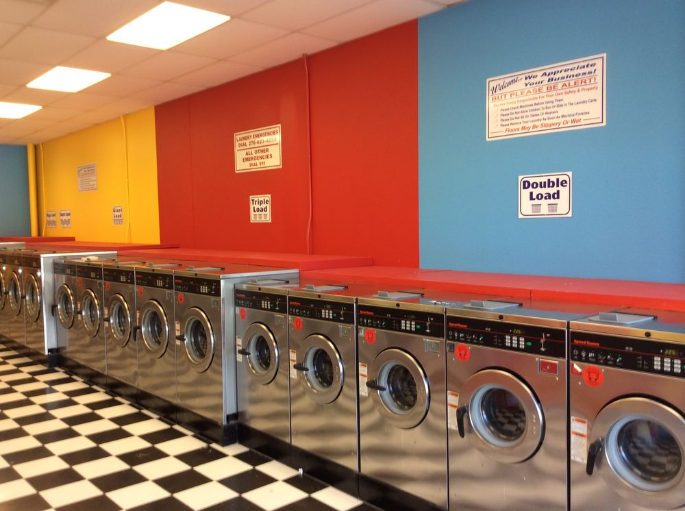 Lost Sock Coin Laundry: 733 W Stone Dr, Kingsport, TN