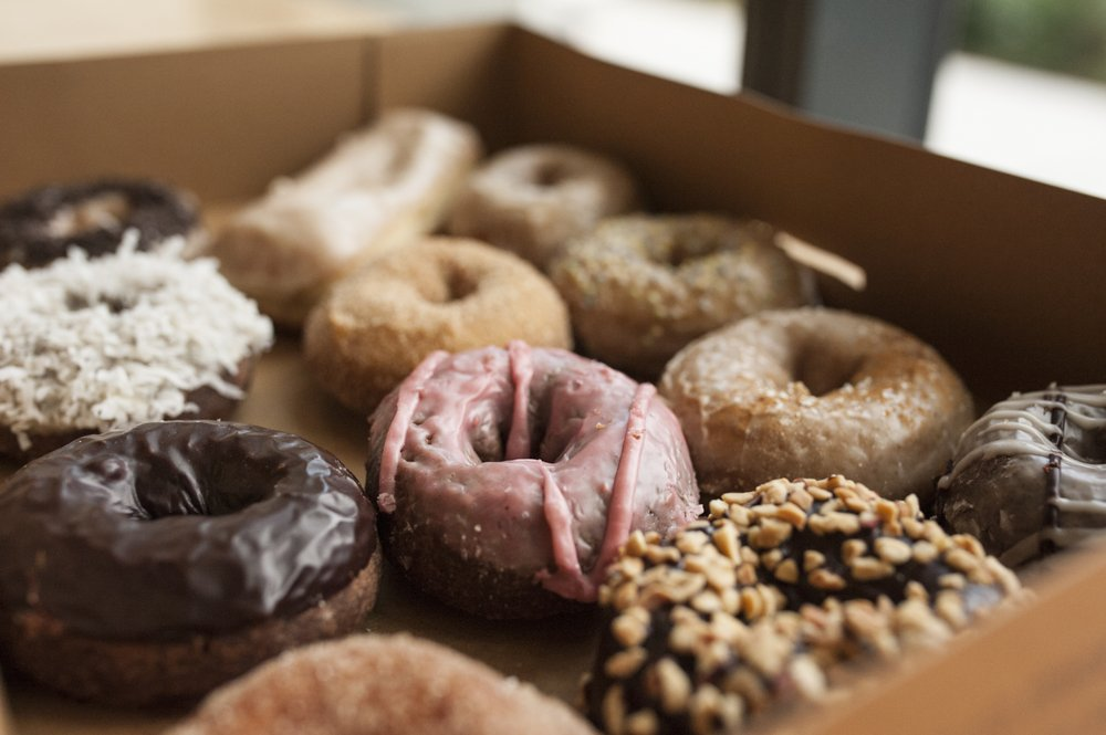 Mighty-O Donuts: 2110 N 55th St, Seattle, WA