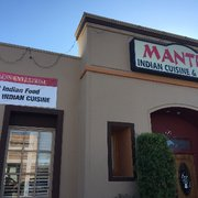 Mantra Indian Food Temecula