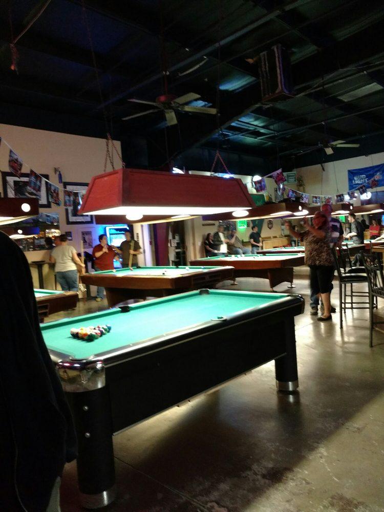 Barefoot Bob's Billiards: 8367 E Pecos Dr, Prescott Valley, AZ