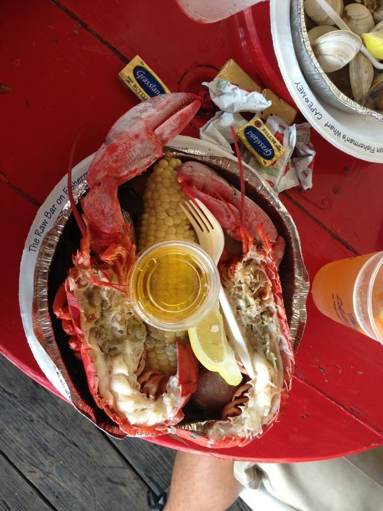 1 1/4 lb lobster - Yelp