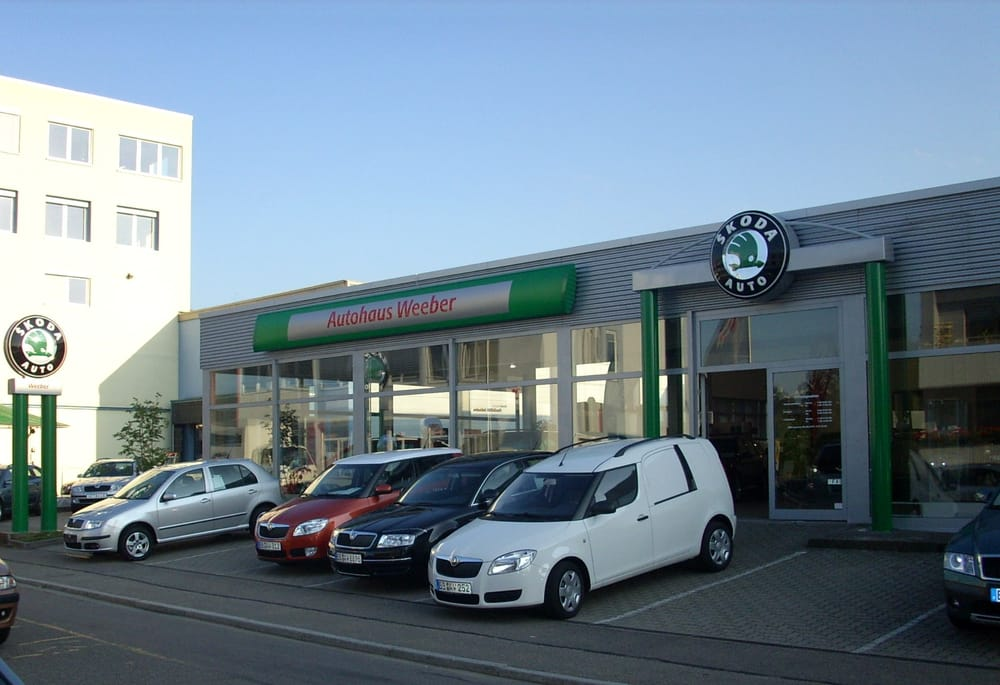skoda autohaus weeber leonberg yelp. Black Bedroom Furniture Sets. Home Design Ideas