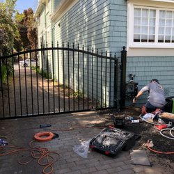 Photo Of Bay Area Automatic Gates U0026 Fences   Milpitas, CA, United States.