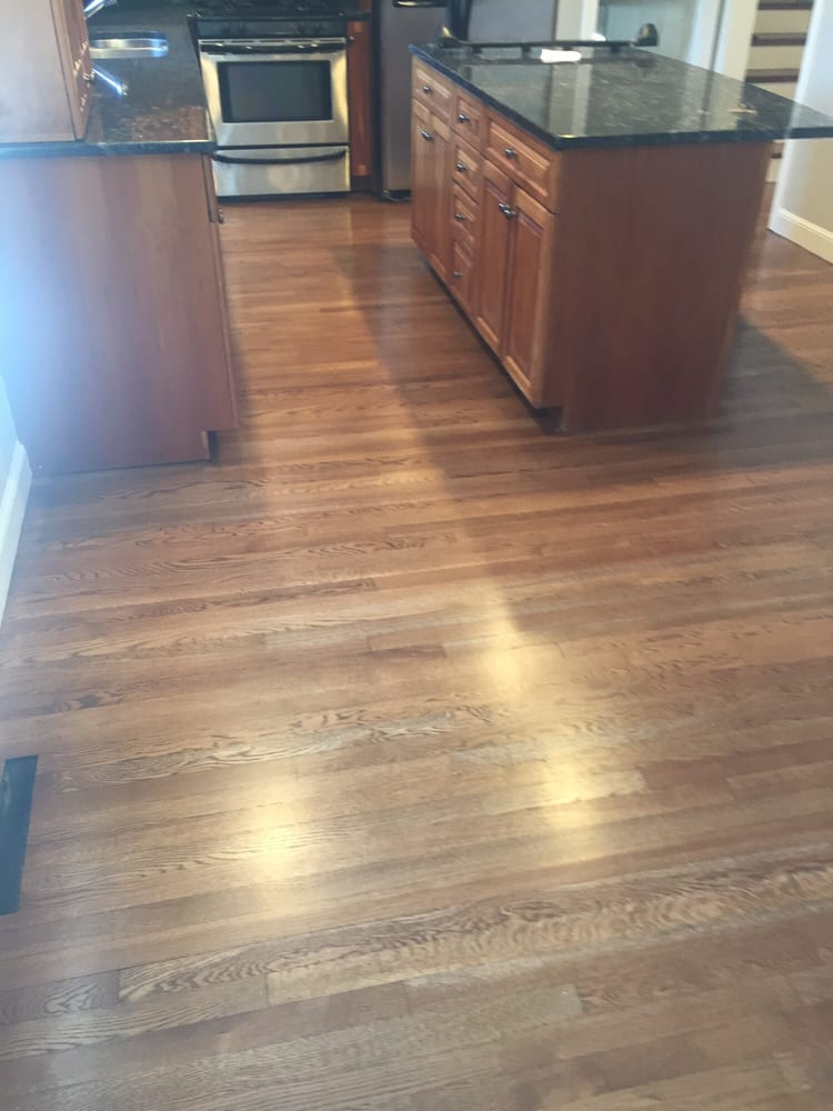Photos for emilio petrinic hardwood floor contractor yelp for Hardwood floor contractors