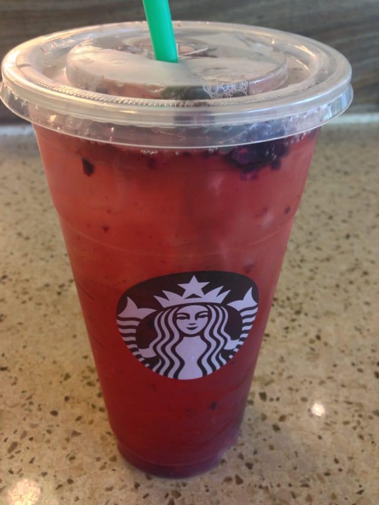 Very Berry Hibiscus Refresher Yelp