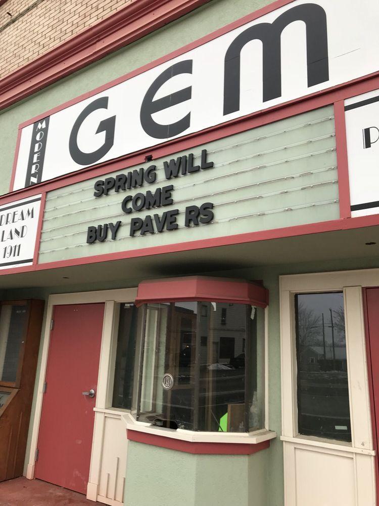Gem Theatre: 239 E Main St, Athena, OR