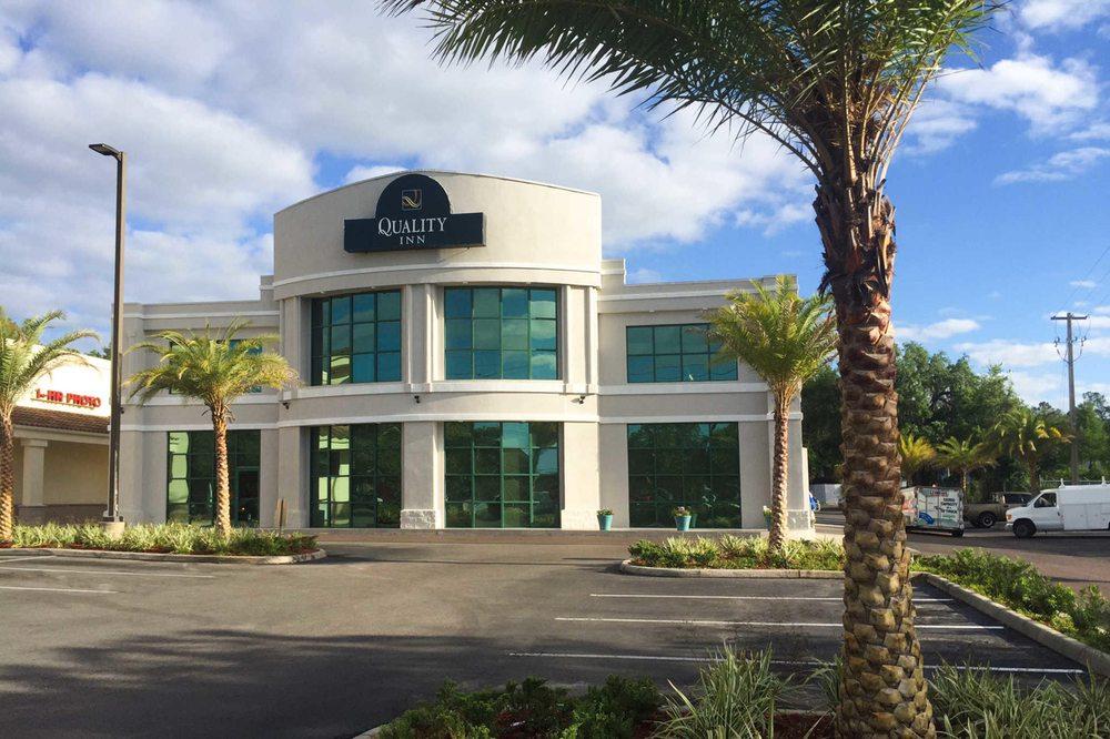 Quality Inn University North I-75: 7516 W Newberry Rd, Gainesville, FL