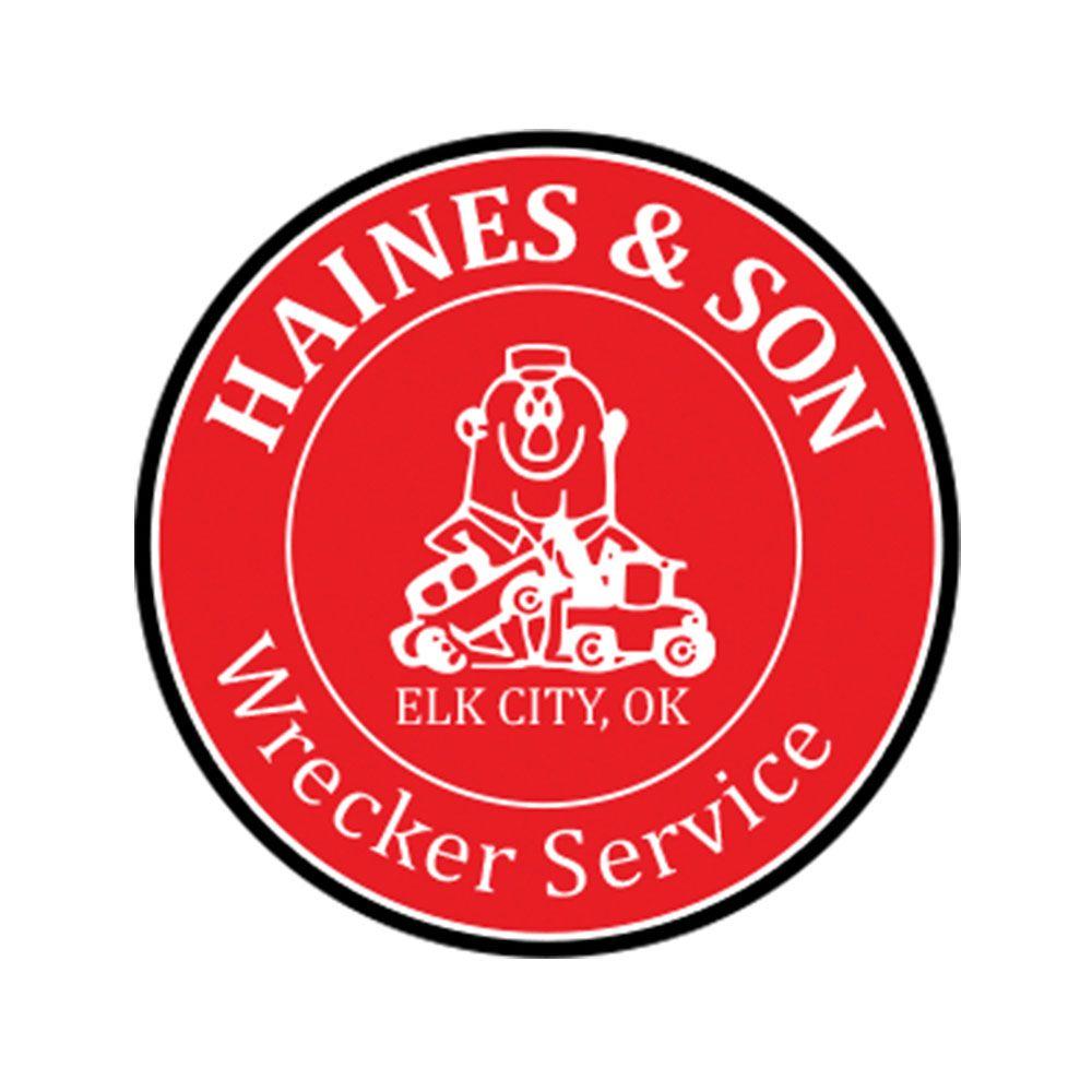Haines & Son Wrecker Service: 2623 W Broadway, Elk City, OK