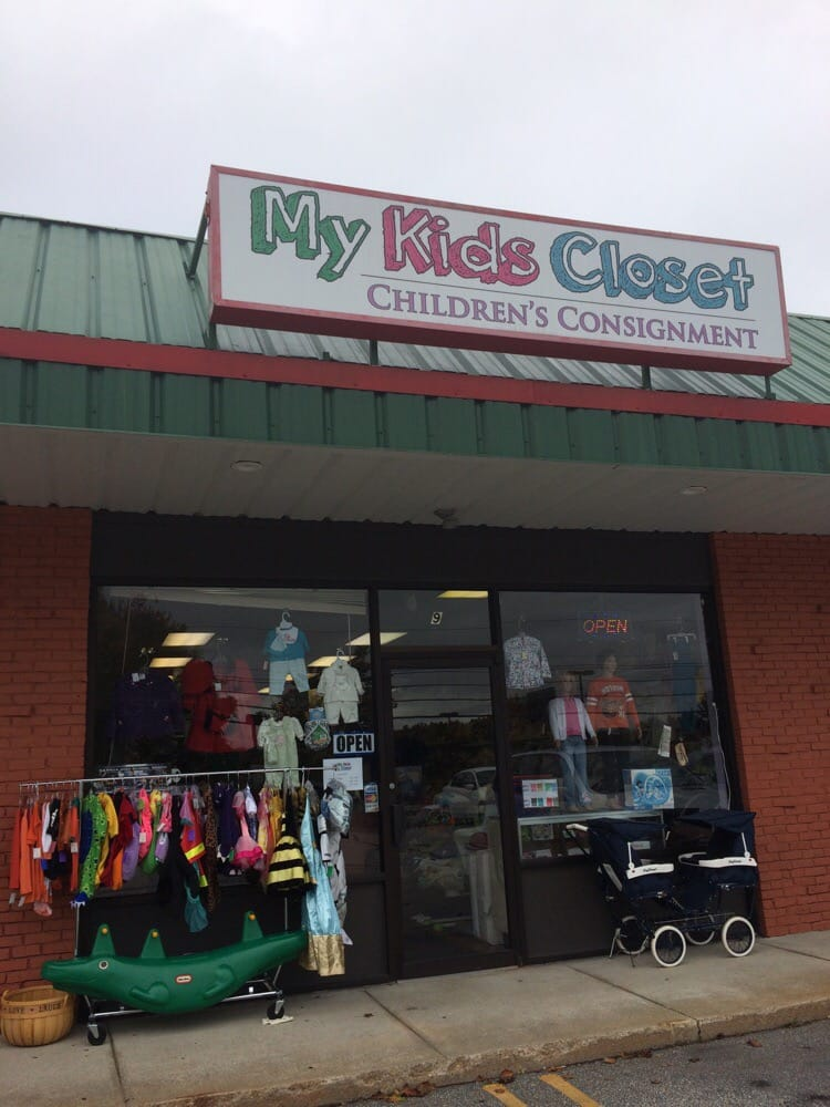 My Kid's Closet: 427 Amherst St, Nashua, NH
