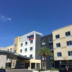 Photo Of Fairfield Inn And Suites Panama City Beach Fl