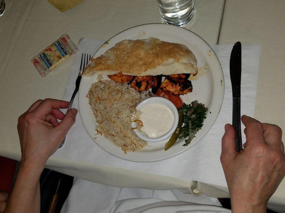 Byblos Restaurant: 3332 S Mill Ave, Tempe, AZ