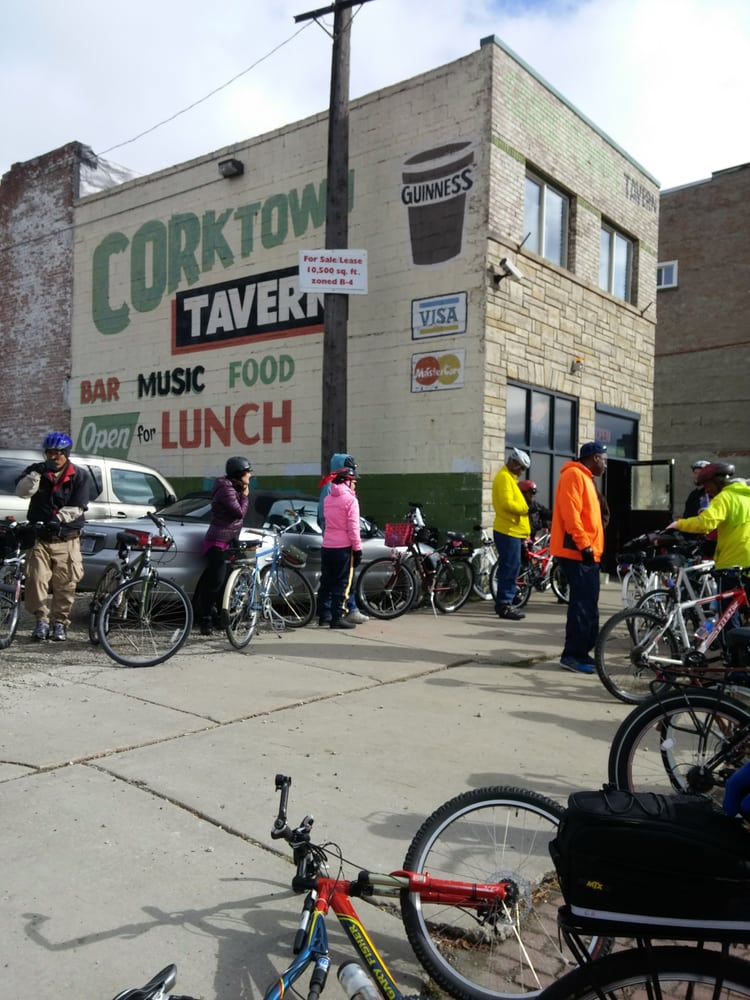 Corktown Tavern Detroit