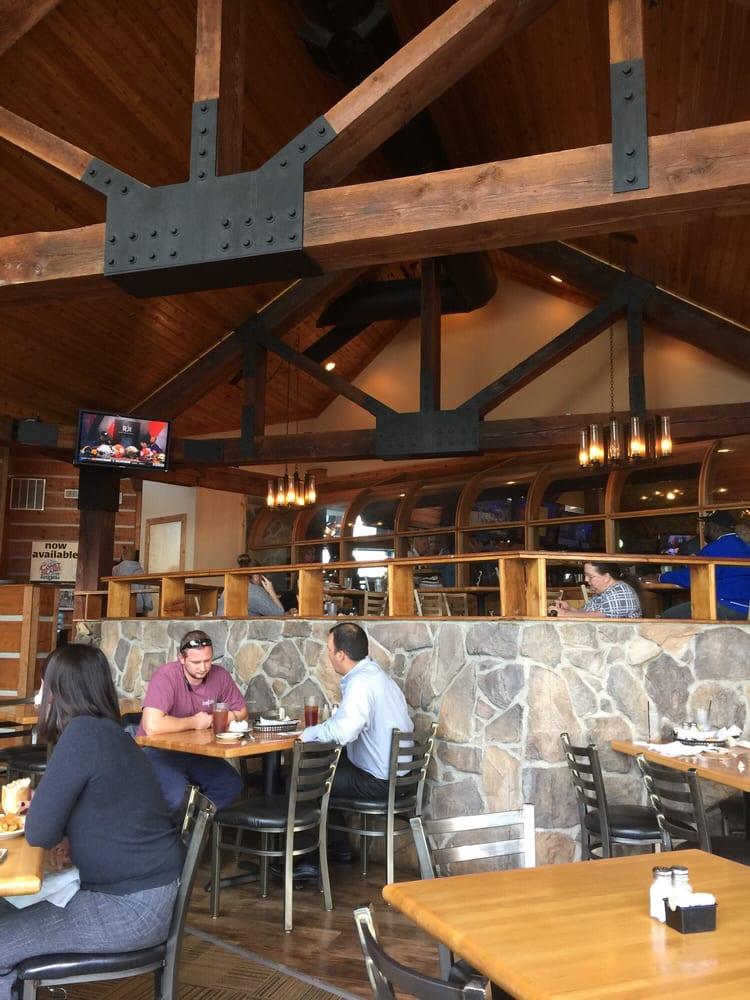 A Nice Restaurant Jeffersonville In Menu