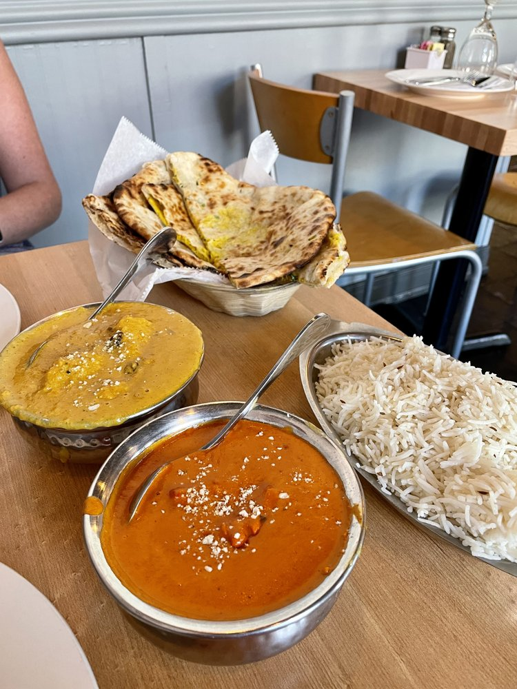 The Little India Restaurant: 653 East 52nd St, Indianapolis, IN