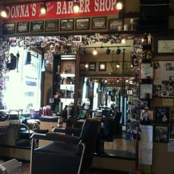 Don's Daughter Donna's Barber Shop