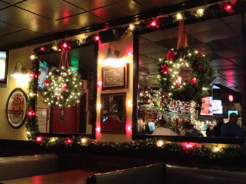 photo of chelan cafe seattle wa united states christmas lights are up