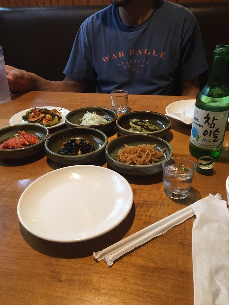 Keum Kong San Korean BBQ & Cuisine