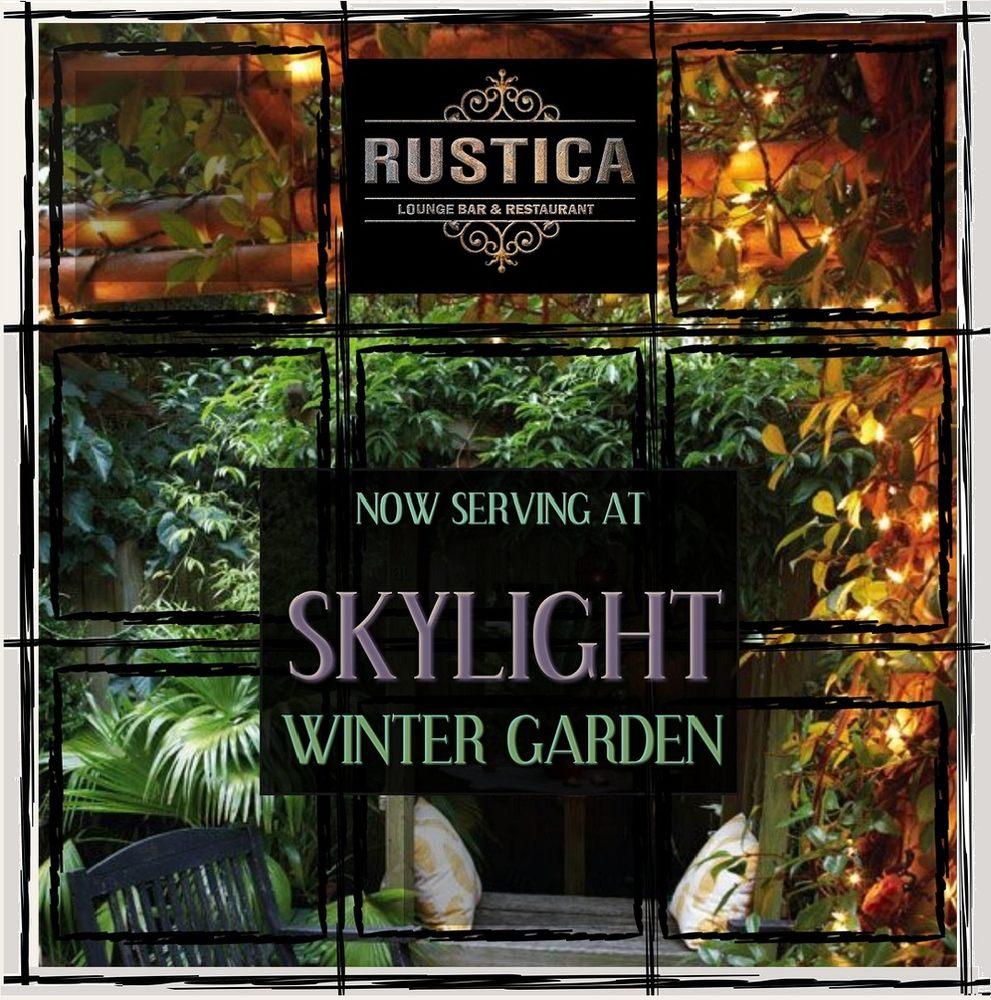 Rustica Lounge Bar & Restaurant: 565 Gorge Rd, Cliffside Park, NJ