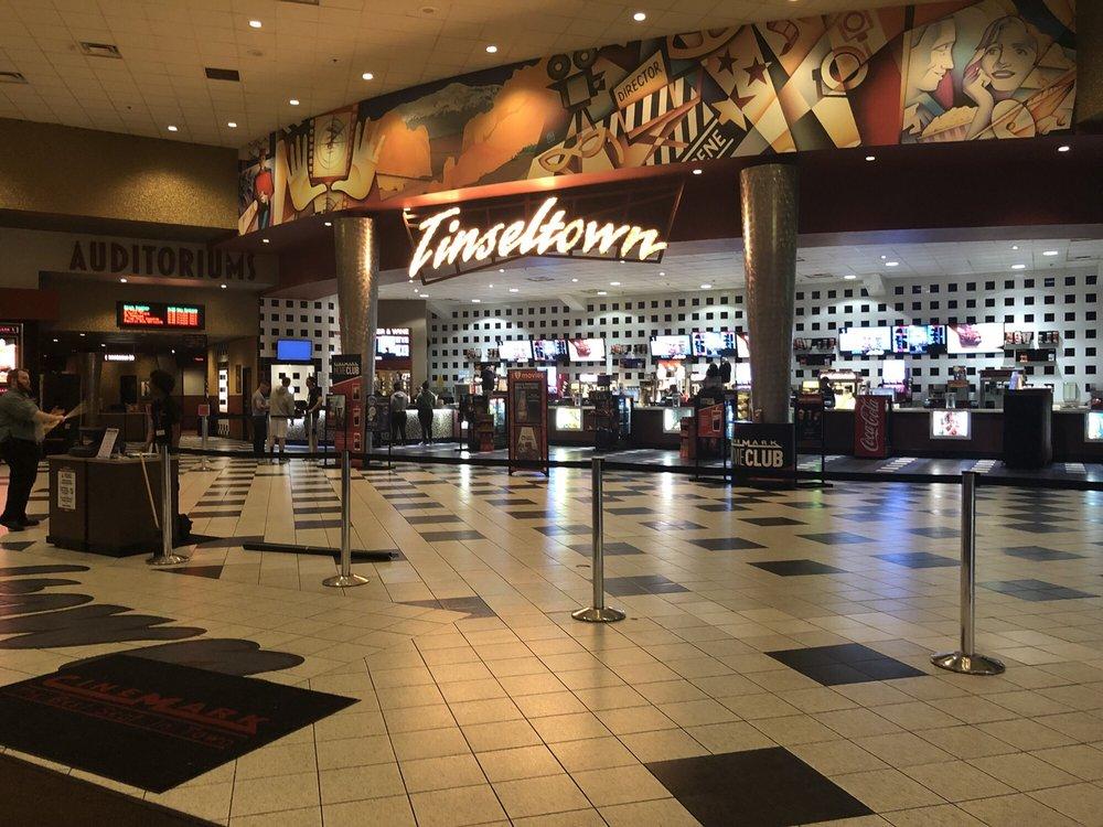 Cinemark Tinseltown USA and XD