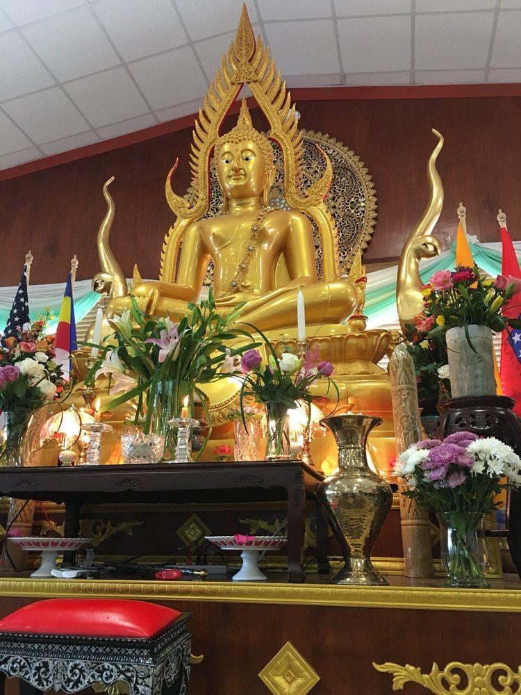 Wat Arkansas Buddhavanaram: 7806 Howard Hill Rd, Fort Smith, AR