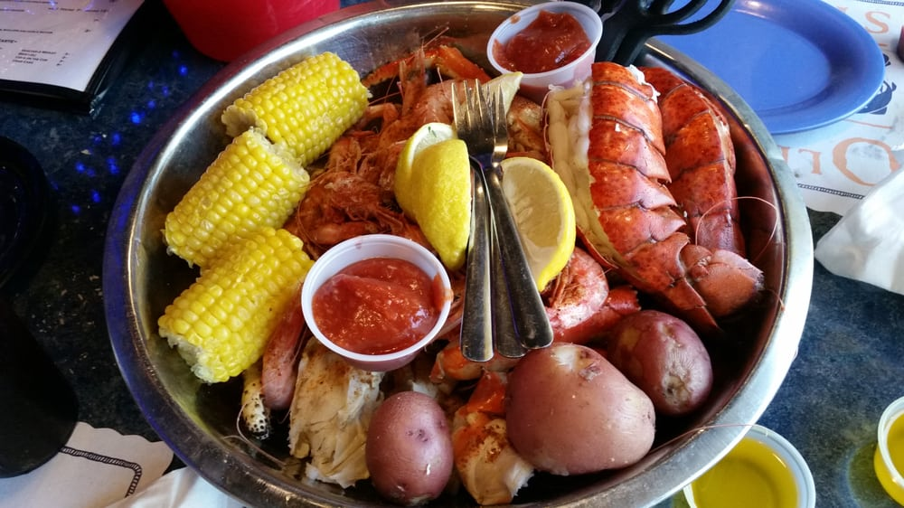 how to cook crab legs and lobster tails