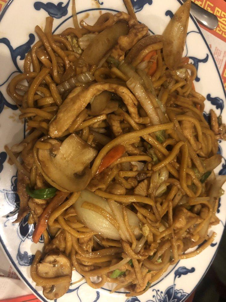 Food from Mandarin Inn
