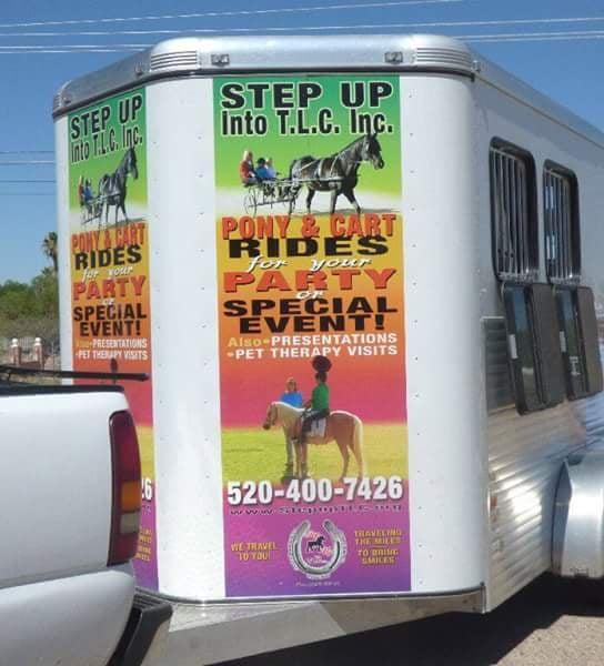Step Up Into T.L.C: Red Rock, AZ