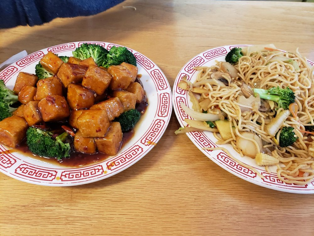 Food from Asian Garden