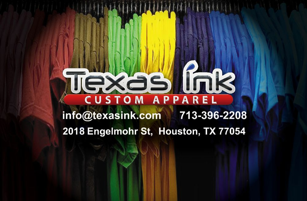 Texas Ink Custom Apparel