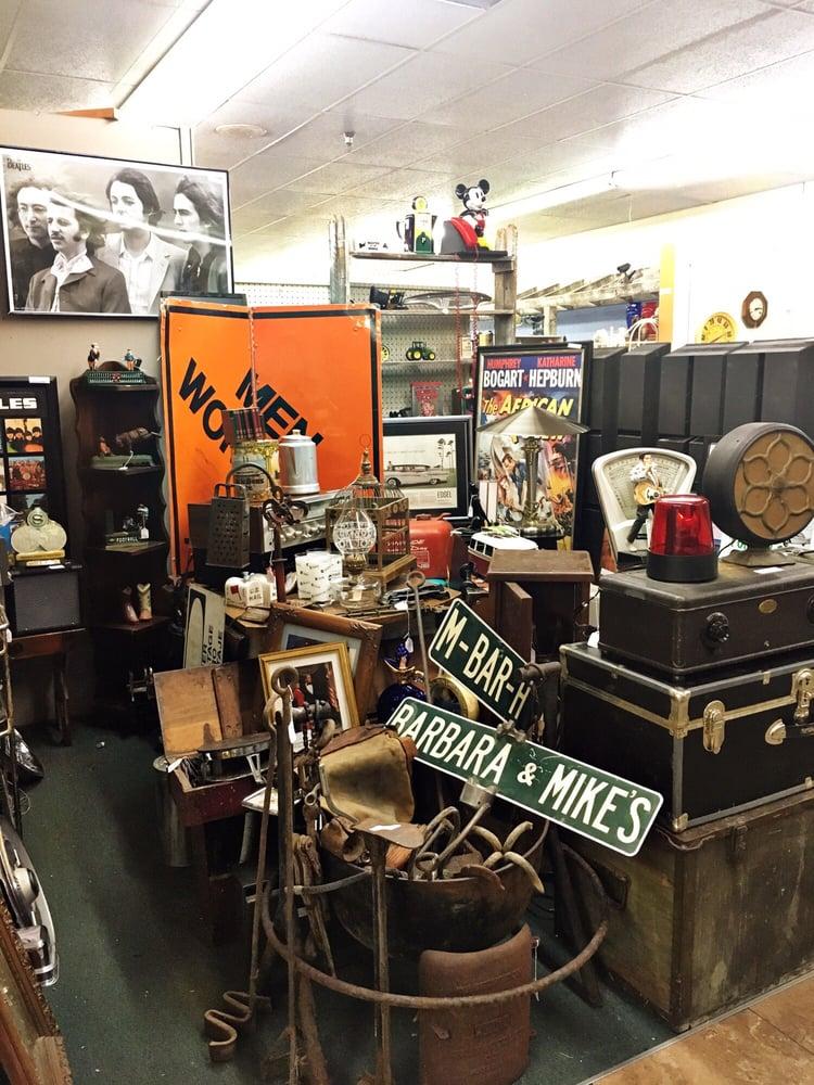 Plano Antique Mall: 1717 E Spring Creek Pkwy, Plano, TX