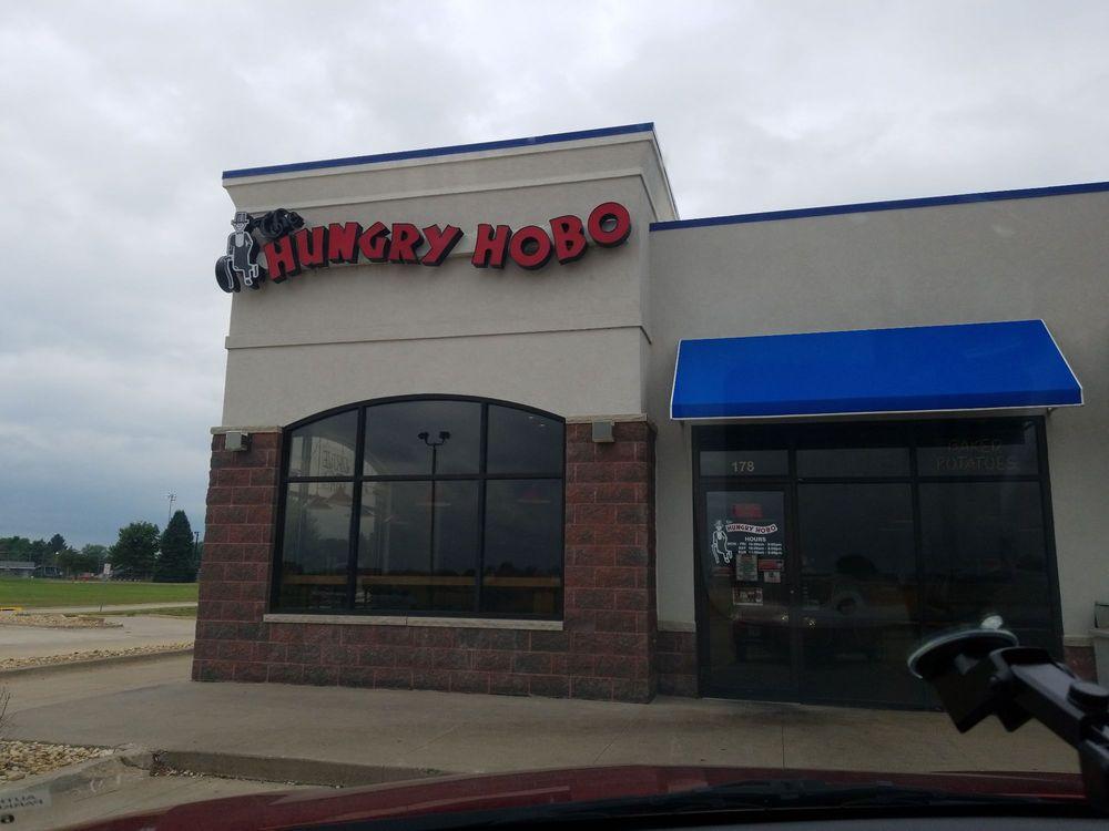 Hungry Hobo: 178 S 4th Ave, Eldridge, IA
