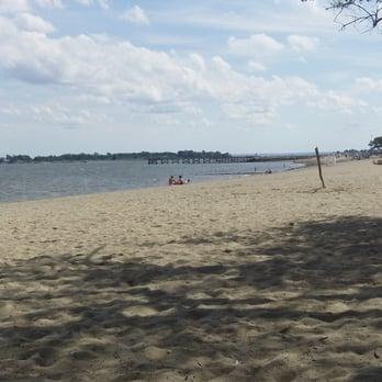 Photo Of Shady Beach Norwalk Ct United States Swimming Not Advised