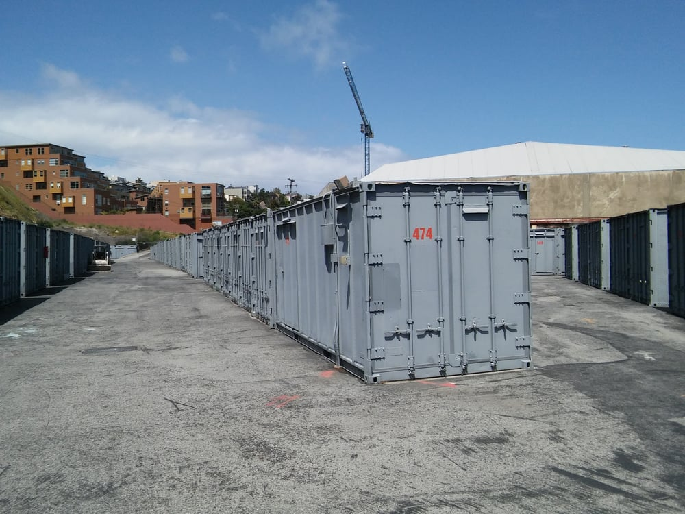 California Mini-Storage