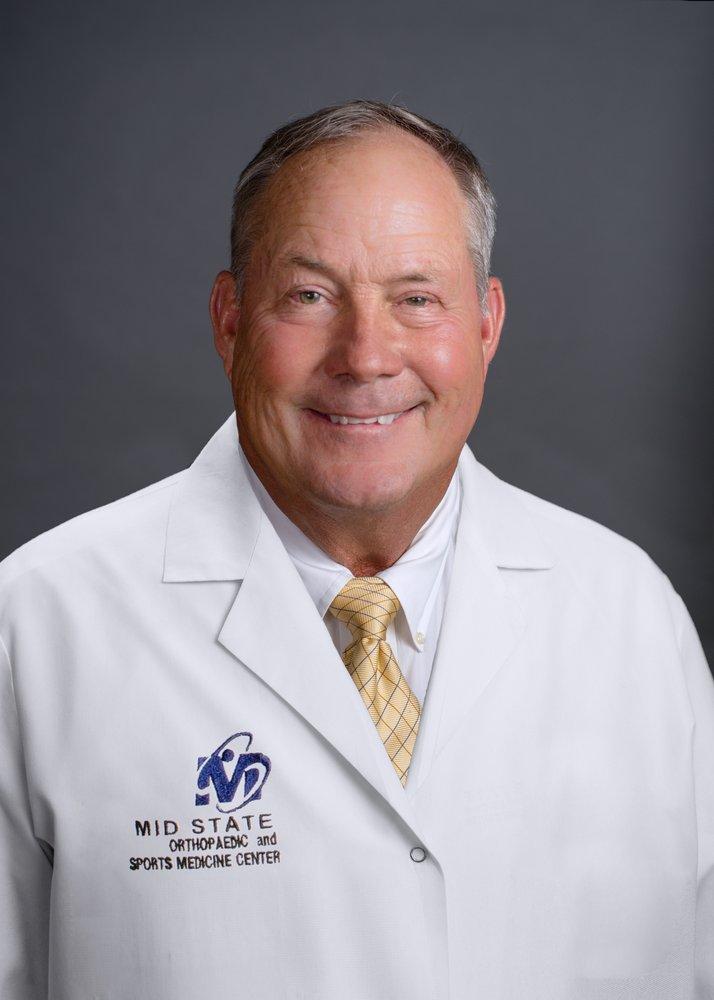Mid State Orthopaedic & Sports Medicine Center: 3444 Masonic Dr, Alexandria, LA