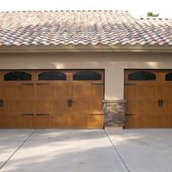 Photo Of Tucson Garage Door Service   Tucson, AZ, United States. Beautiful  Wood
