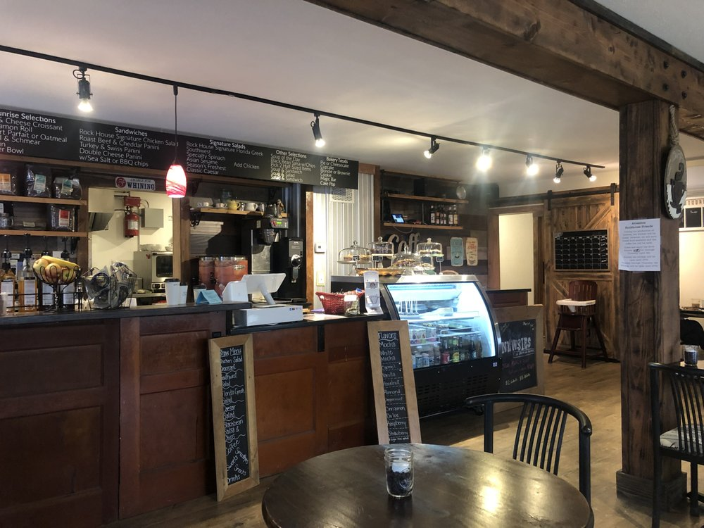 Rockhouse Coffee Company & Event Center: 102 W Main St, Hohenwald, TN