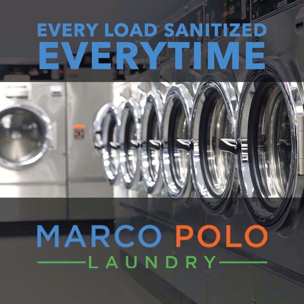 Marco Polo Laundry: 918 S Bascom Ave, San Jose, CA
