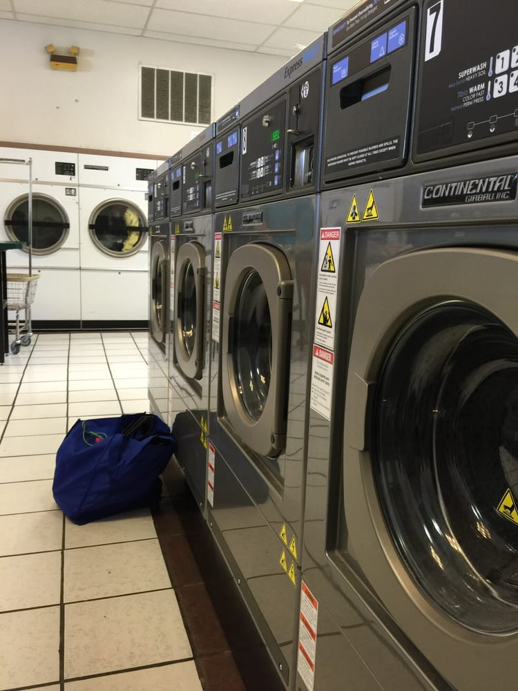 Walnut Place Laundromat