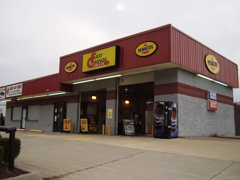 Fast Change Lube & Oil: 4619 Rt 152, Lavalette, WV