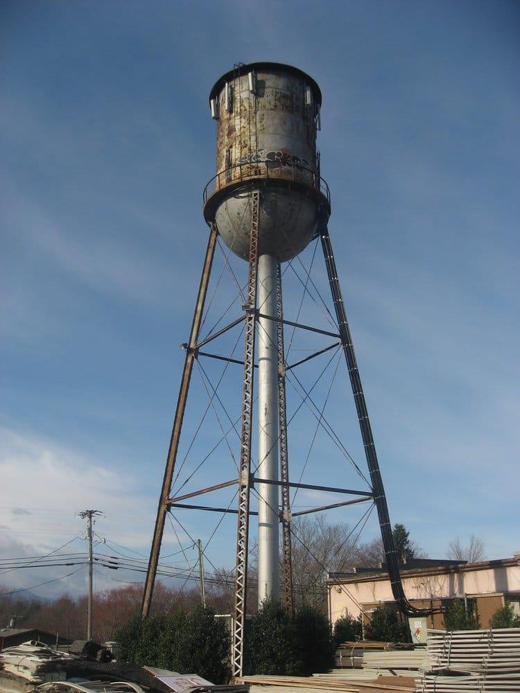 Blue Ridge Surplus Landmark Water Tower Yelp