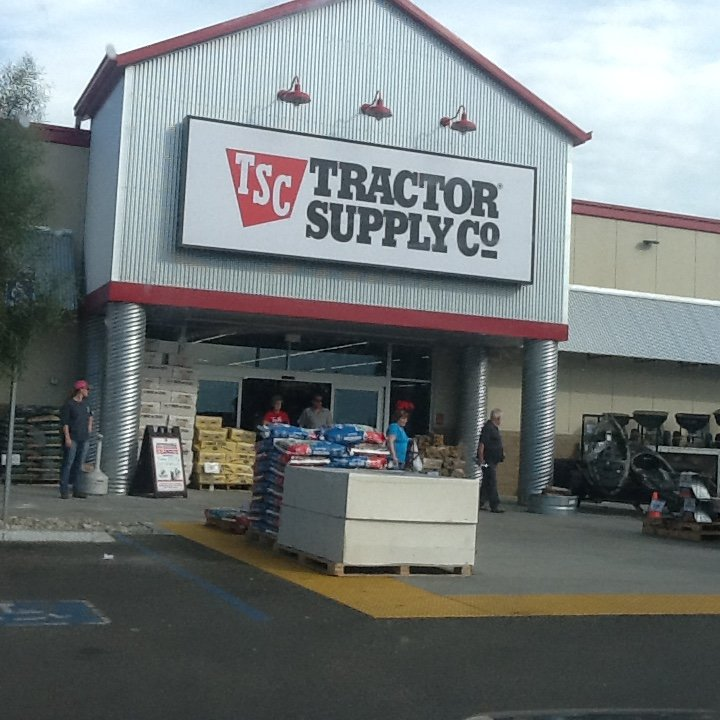 Tractor Supply Factory : Great old style feed supply store yelp