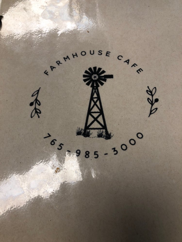 The Farmhouse Cafe: 97 W Harrison St, Denver, IN