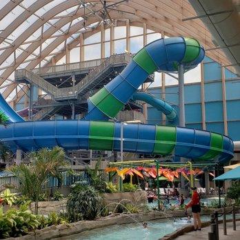 The Kartrite Resort & Indoor Waterpark - 189 Photos & 124