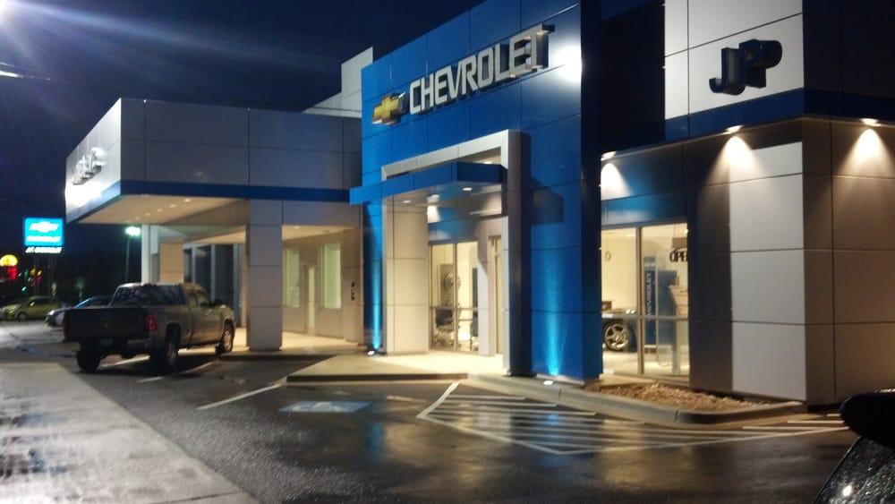 J P Chevrolet: 101 N Philadelphia Blvd, Aberdeen, MD