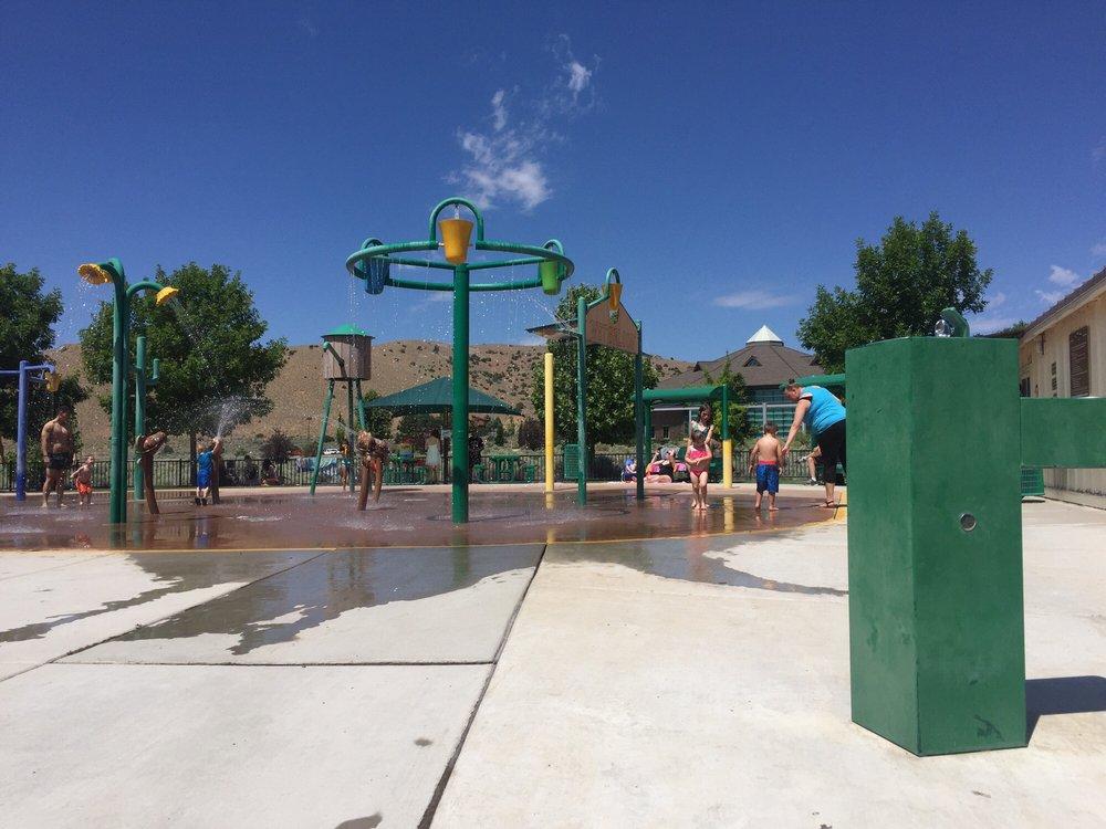 Melio Gaspari Water Play Park